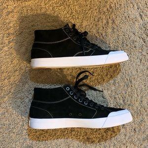 DC Evan Smith Hi Zero slate shoes